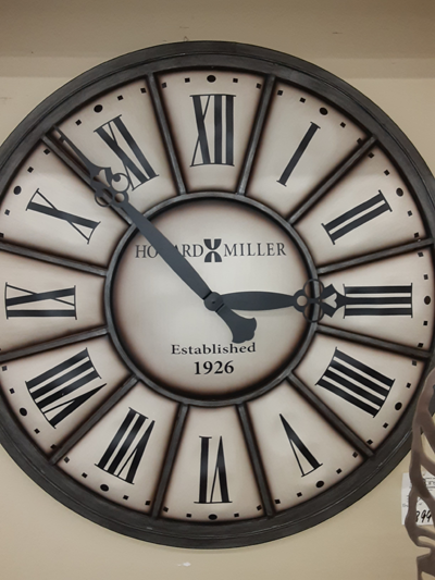 howard miller clocks ohio stores