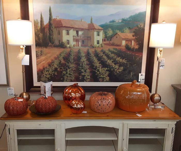 Fall Decor Pumpkins Circleville